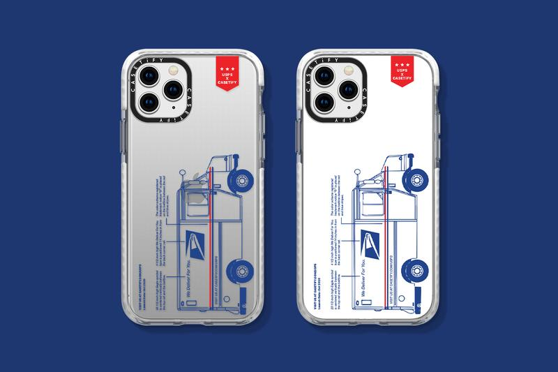 USPS x Casetify Phone iPhone Case Collaboration Collection