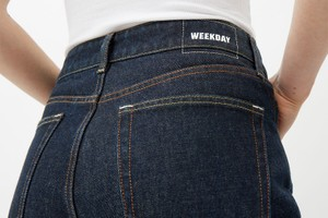 Picture of Keep Your Wardrobe Eco-Friendly and Timeless With Weekday's New Denim Capsule