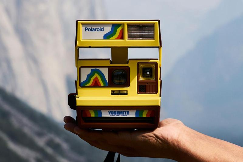 polaroid camera yosemite customized film photography retrospekt parks project price release
