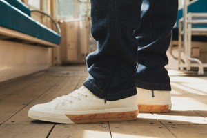 Picture of HUMAN MADE x adidas Give the Marathon HM and Nizza Hi Modern Makeovers