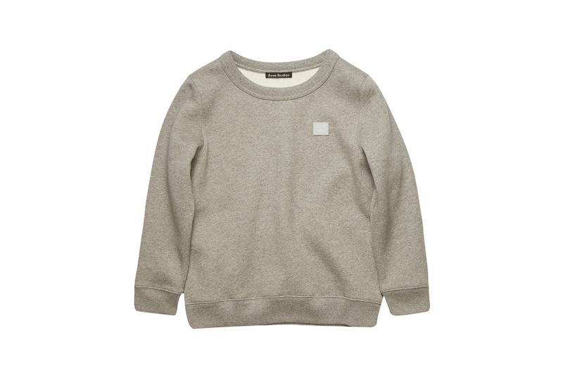 acne studios spring summer 2021 collection sweatshirt tee black pink gold fashion