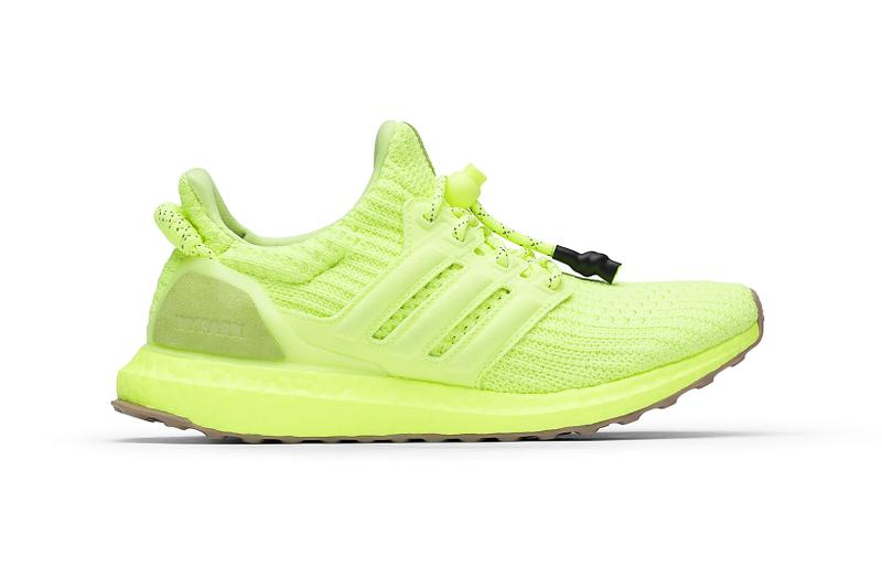 adidas originals ivy park beyonce ultraboost og sneakers collaboration neon green brown shoes sneakerhead footwear