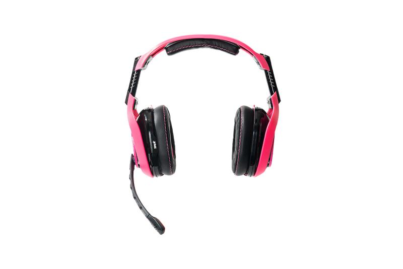 anti social social club astro gaming collaboration headset hot pink black