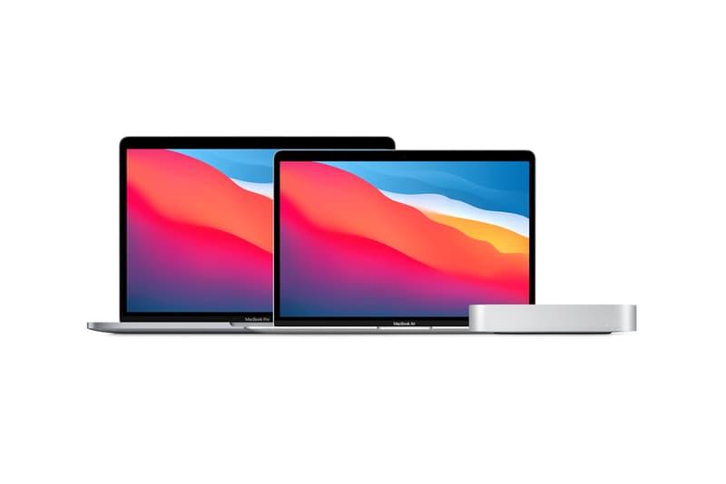 apple new mac macbook air pro mini macos big sur m1 silicon chip laptop tech