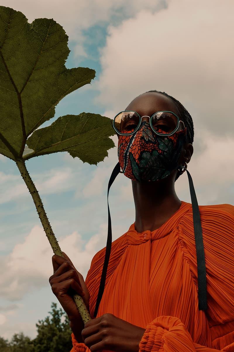 Vivienne Westwood Wires Charity Mask Glasses Shades Eyewear