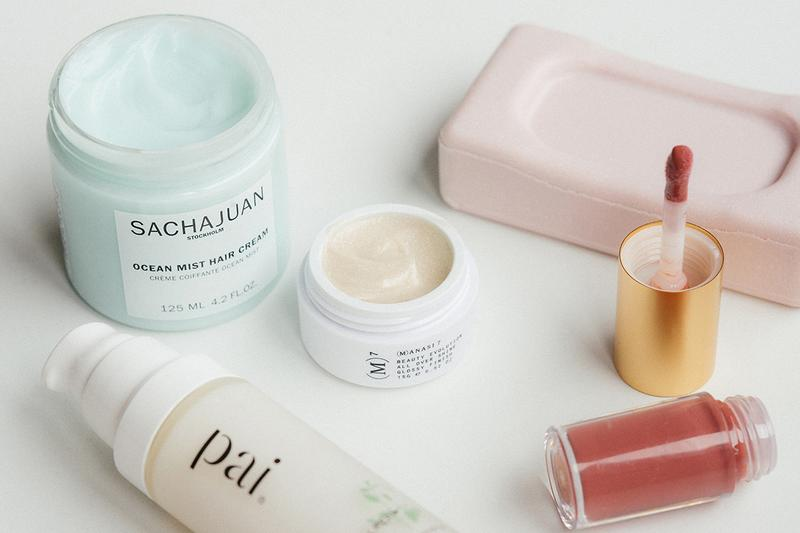 Makeup Skincare Beauty Products Pai Instant Kalmer Sea Aster & Schisandra Ceramide Serum Glossier Body Hero Exfoliating Bar Sachajuan Ocean Mist Hair Cream (M)ANASI7 All Over Shine Kaito Lisa Eldridge Gloss Embrace Lip