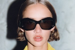 "Picture of Bottega Veneta's FW20 Sunglasses Are About to Become Fashion's Next ""It"" Item"