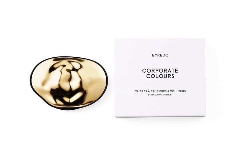 Byredo Eyeshadow Compact Palette 5 Colours Syren