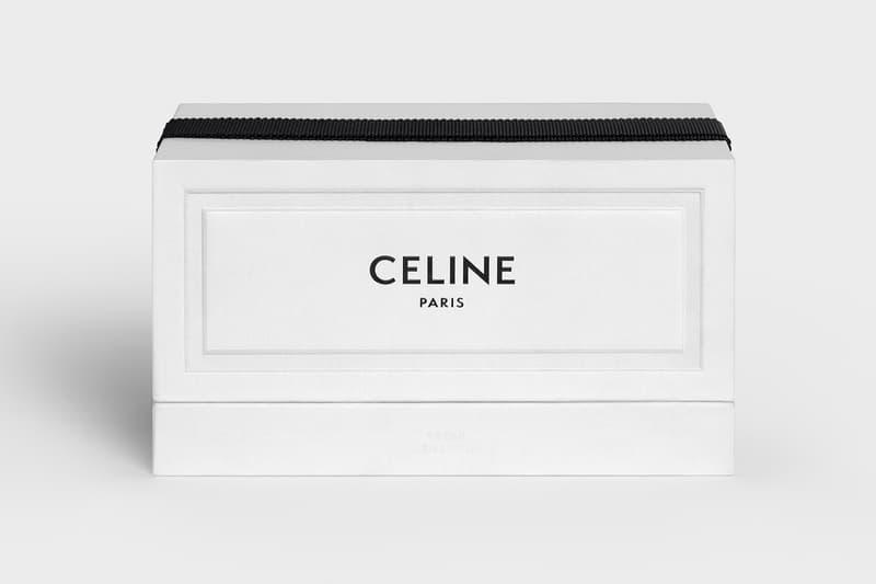 CELINE haute perfumerie mini perfume box set coffret miniatures collectors 10ml