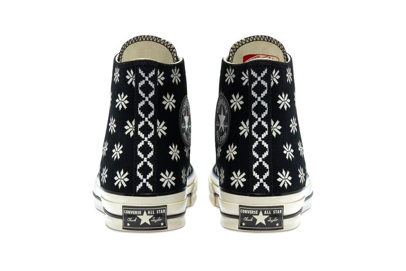 converse christmas holiday sweater pack chuck 70 sneakers release ash stone egret obsidian black