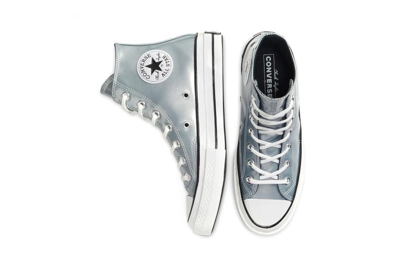 Converse Chuck 70 Industrial Glam Gold Silver