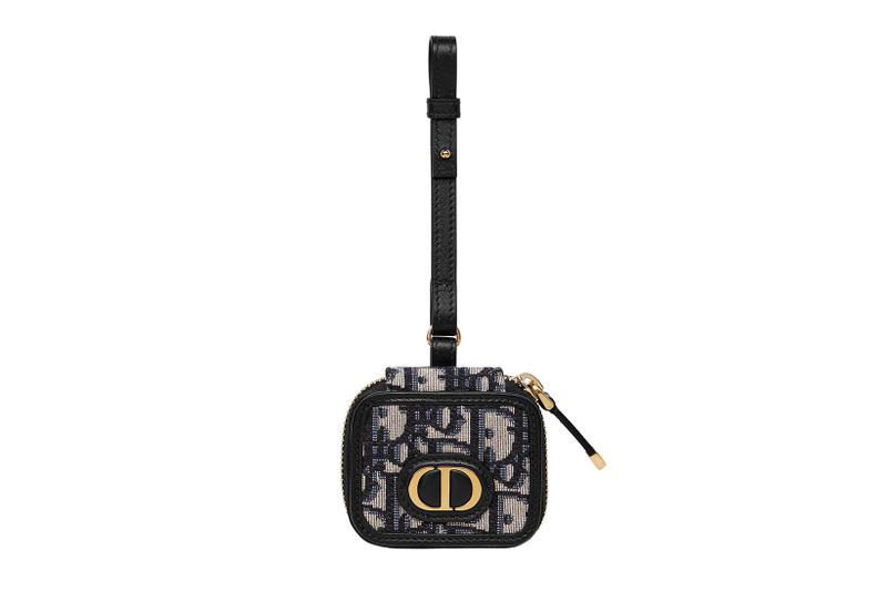 dior airpods pro case oblique jacquard 30 montaigne luxury accessories price