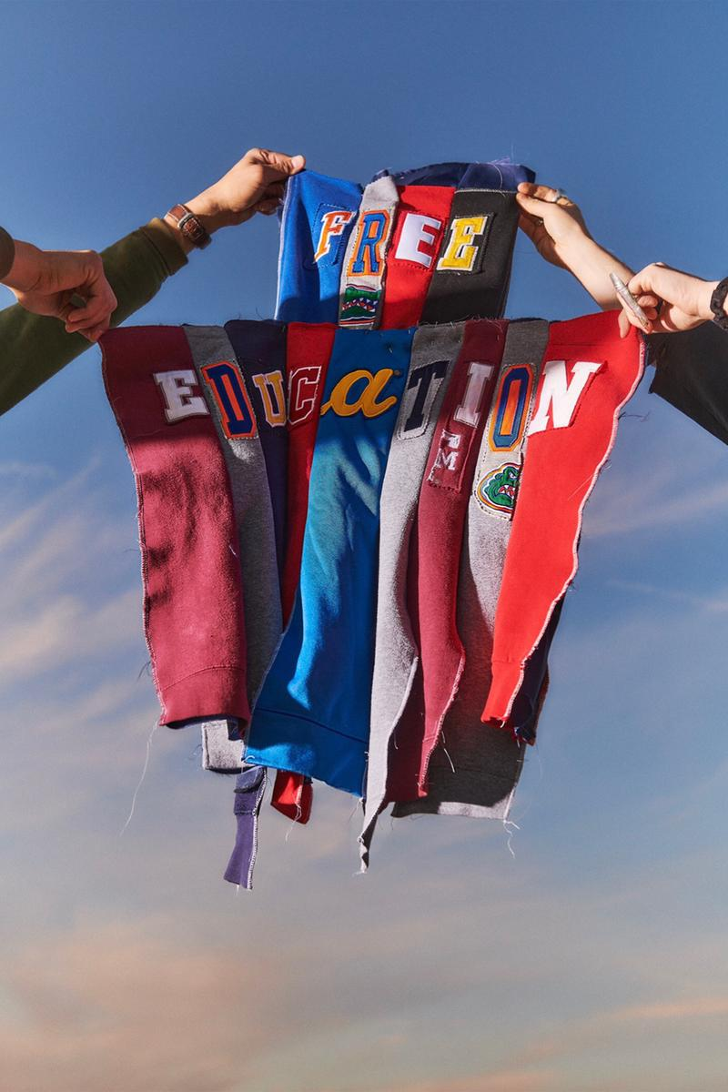 dj4animals state univerisity of free education sufe fund capsule hoodies tees
