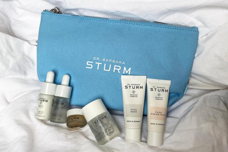 Dr. Barbara Sturm The Winter Set Skincare Kit Hydrating Products Moisturizing