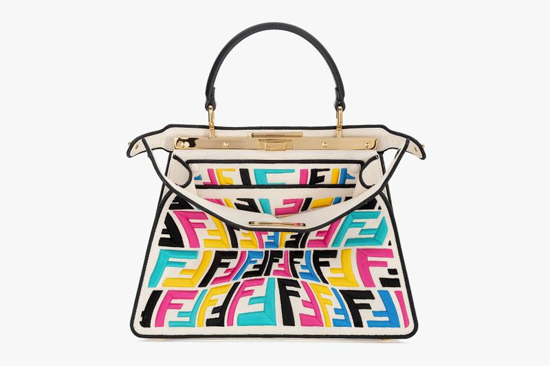 fendi peekaboo glow in the dark handbags iseeu design miami sarah coleman silvia venturini