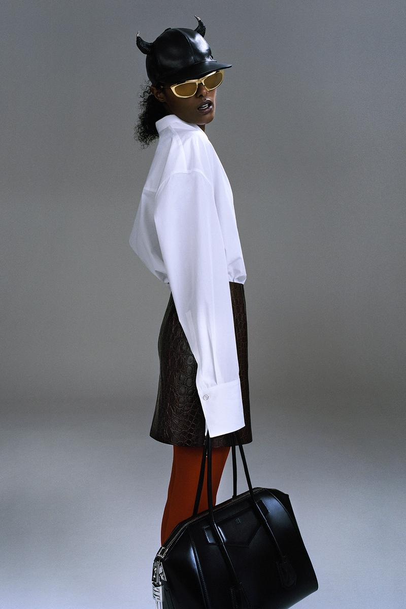 givenchy matthew m williams teaser spring summer 2021 collection lookbook