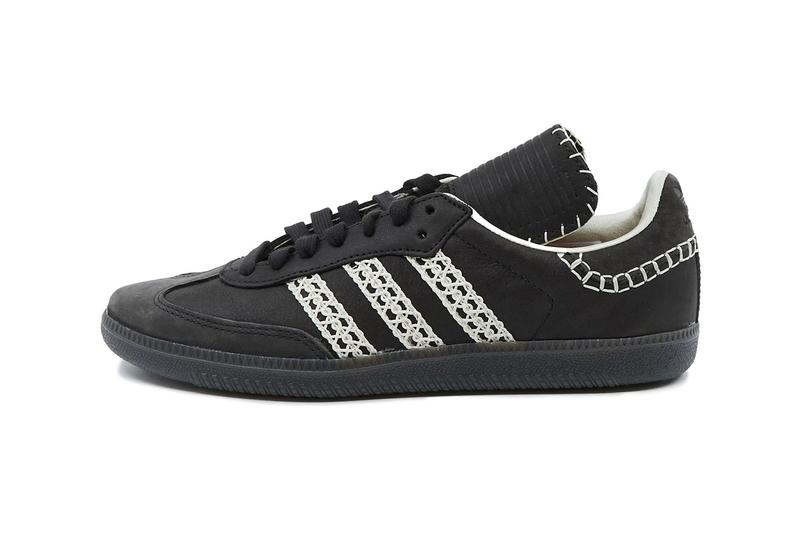 Grace Wales Bonner x adidas Originals Sneaker Collaboration SL72 Blue