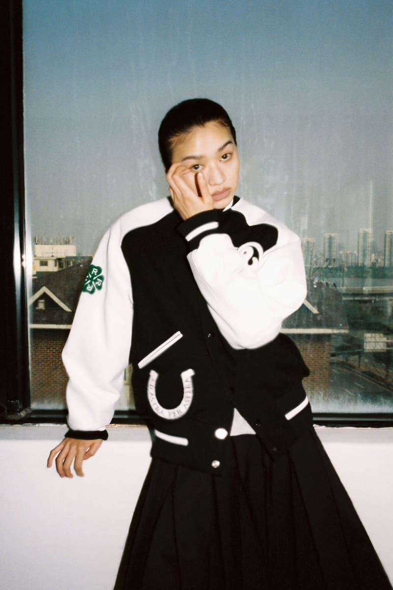 korean streetwear womenswear brands fall winter seo kijun yeseyesee lores theopen product