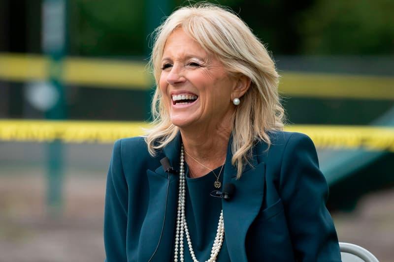 Jill Biden Delaware 2020
