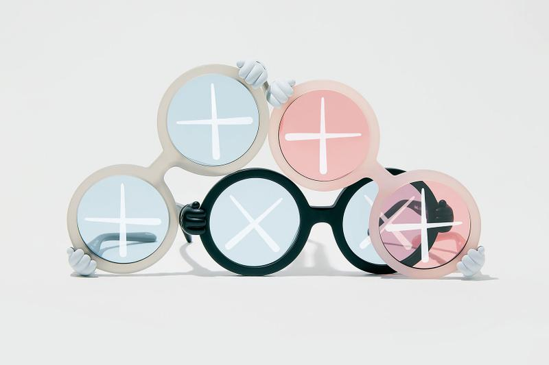 kaws sons and daughters sunglasses companion kids woaw gallery store hong kong exhibition