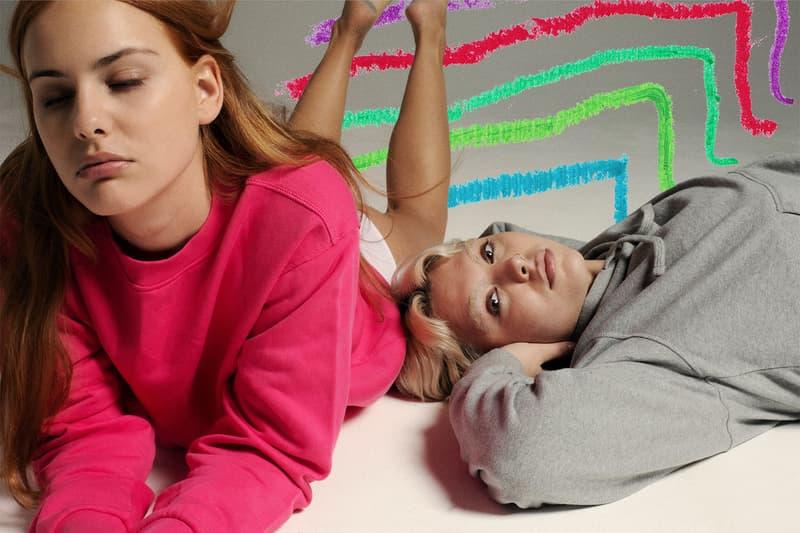 les girls les boys winter campaign body positivity i love me you lingerie underwear pajamas loungewear