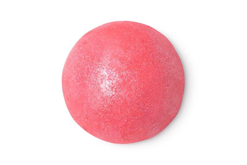 Lush Cosmetics Holiday Christmas Bath Bomb Collection Candy Cane Polar Bear Mistletoe