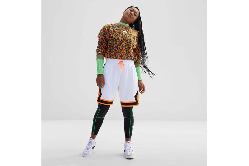 naomi osaka nike collaboration new logo sweatshirts t-shirts polos fanny packs release date