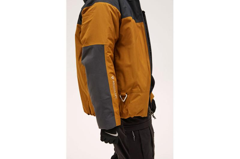 nike acg holiday winter collection gore-tex outdoor jackets puffers hoodies vests mountain fly air nasu sustainable eco-friendly