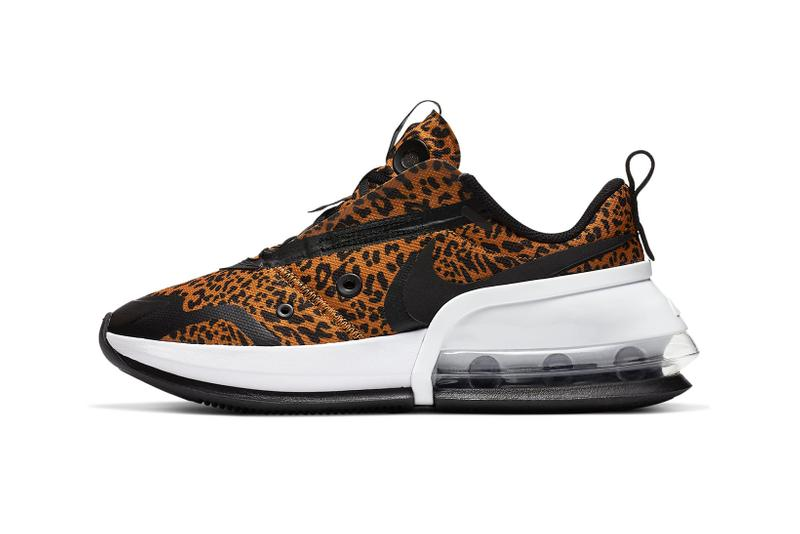 Nike Air Max Up Chutney Leopard Print