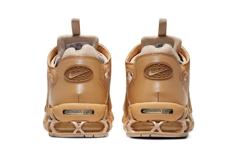 Nike Air Zoom Spiridon Cage 2 Sesame Oatmeal Brown Black