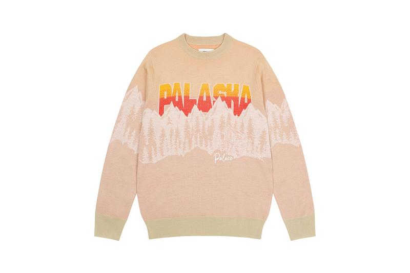 palace skateboards holiday collection drop 2 outerwear jackets sweaters