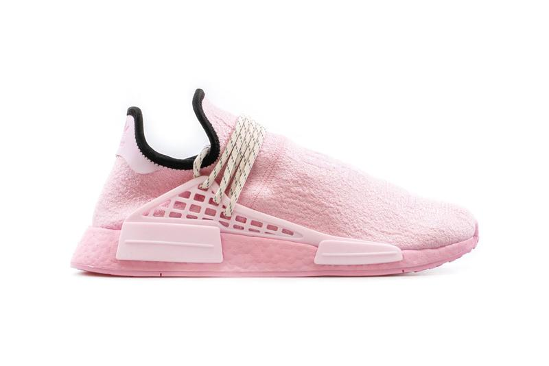 Pharrell Williams adidas Originals Hu NMD Pink