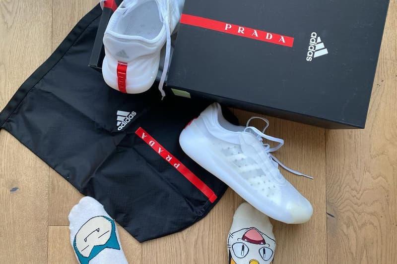 Trágico Peculiar reporte  Prada x adidas Second Sneaker Collaboration Info | HYPEBAE