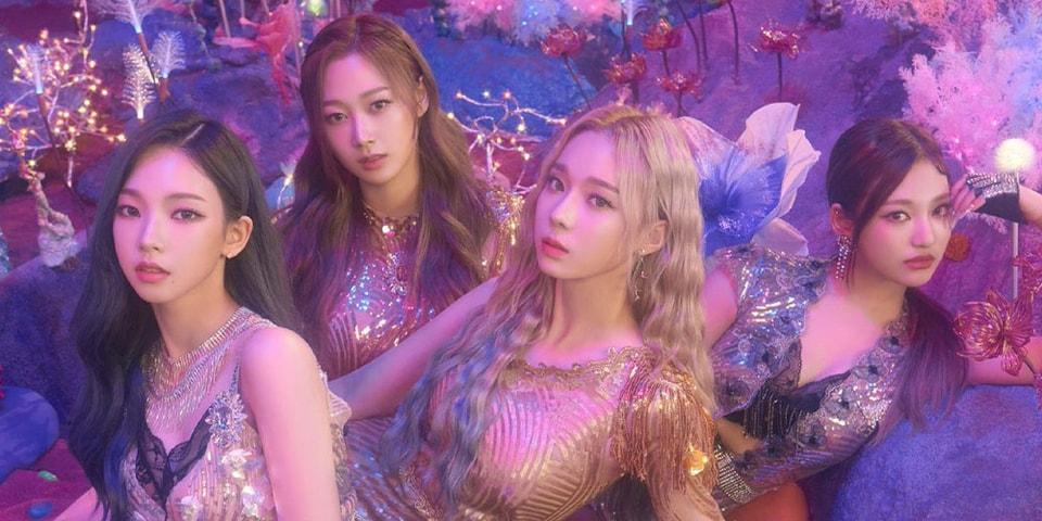 aespa, SM Entertainment's New K-Pop Girl Group   HYPEBAE