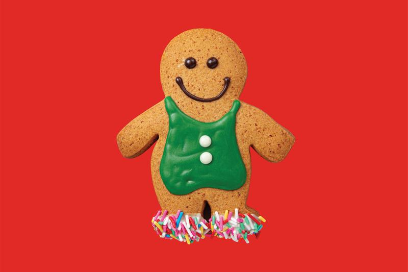 starbucks hong kong christmas flavors desserts jolly baked apple latte nitro cold brew coffee croissant brownie gingerbread man donut