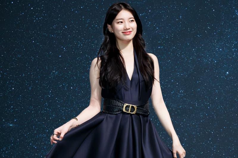 suzy bae startup korean drama actress dior dress