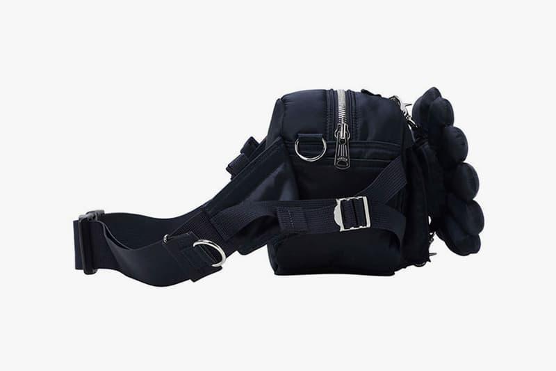 takashi murakami porter flower kaikai kiki bags fanny packs helmet shoulder cushion accessories release