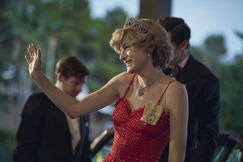 The Crown Netflix Season 4 Princess Diana Emma Corrin TV Series Show