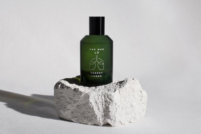 the nue co forest lungs perfume fragrance sustainable beauty