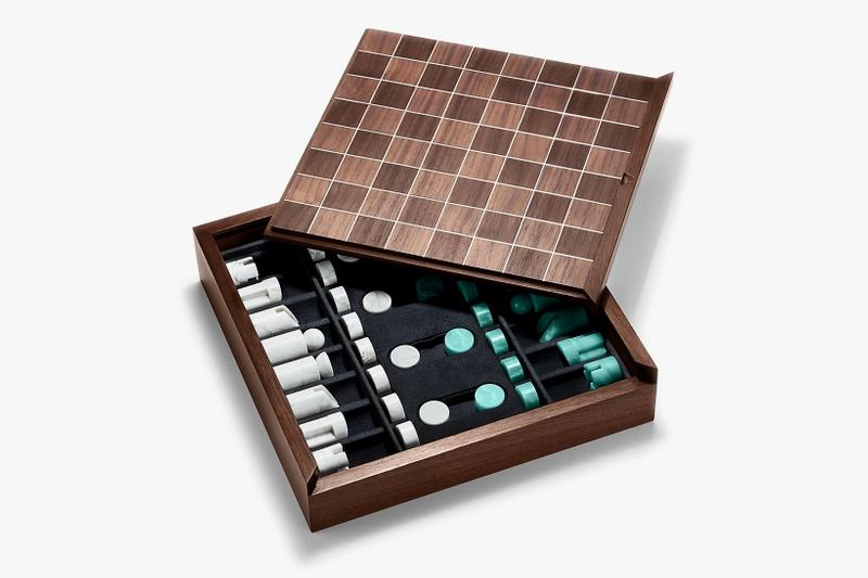 tiffany and co mahjong chess checkers set price board games holiday christmas home accessories luxury decor