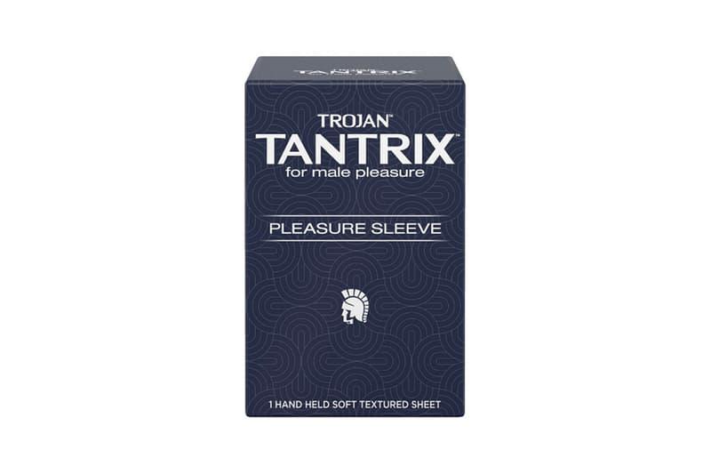 Trojan Condoms Tantrix Masturbation Sleeve Sex Toy Male Men Pleasure Sexual Wellness
