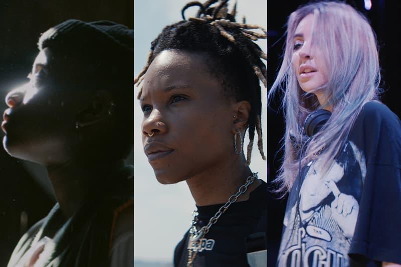 underplayed film documentary tiff sherelle alison wonderland tygapaw dion mckenzie djs artists musicians electronic music EDM