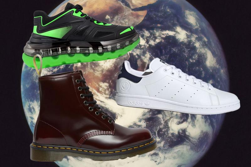earth globe vegan shoes sneakers shoes 53045 bump'air adidas originals stan smith dr. martens 1460 boots