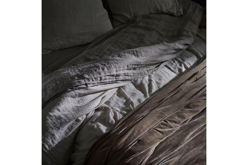 zara home charlotte gainsbourg exposure fall winter campaign bedding furniture decor vases kitchenware release
