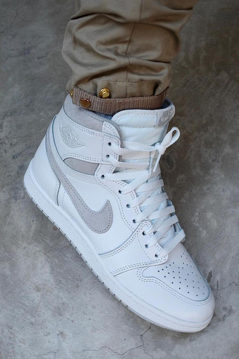 nike air jordan 1 high 85 neutral gray grey sneakers