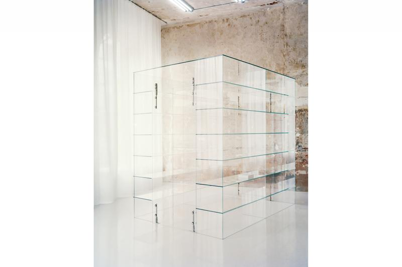 All Blues Jewelry Store Opening Stockholm Design Space Physical Retail Scandinavian Minimalism