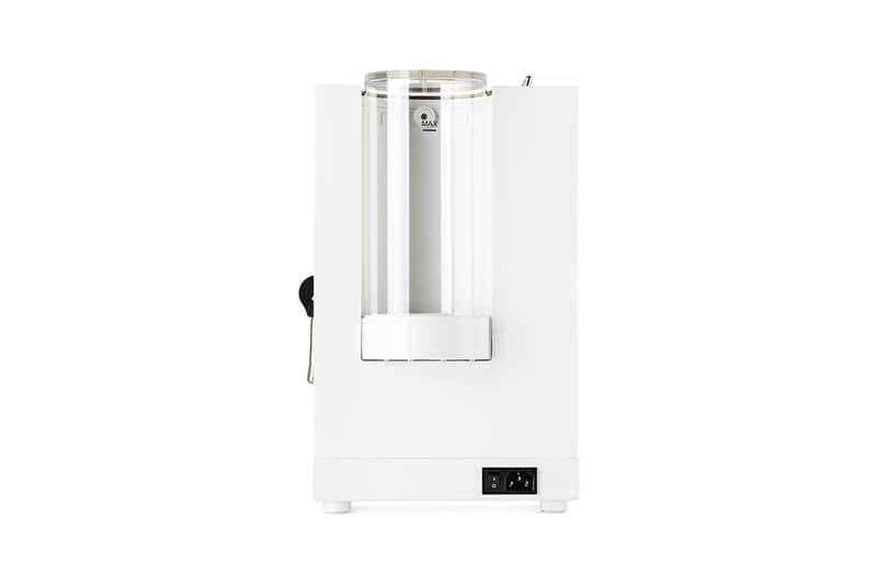 AnZa Espresso Coffee Maker Machine Corian White