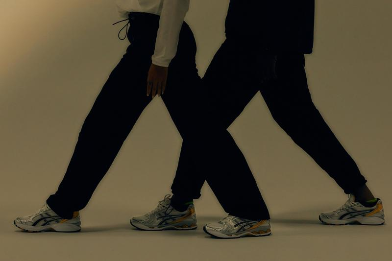 asics gel-kayano 14 gray metallic gold black retro 2000s sneakers release price info