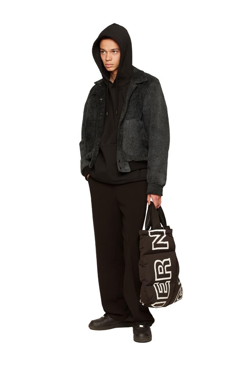 atelier new regime montreal brand fall winter lookbook hoodie jacket