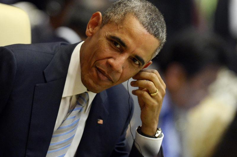 Barack Obama East Asia Summit 2014